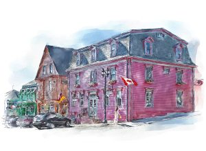 King Street Lunenburg